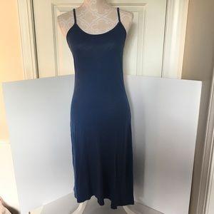 Dresses & Skirts - C&C California Classic Blue Tank Dress Knee Length